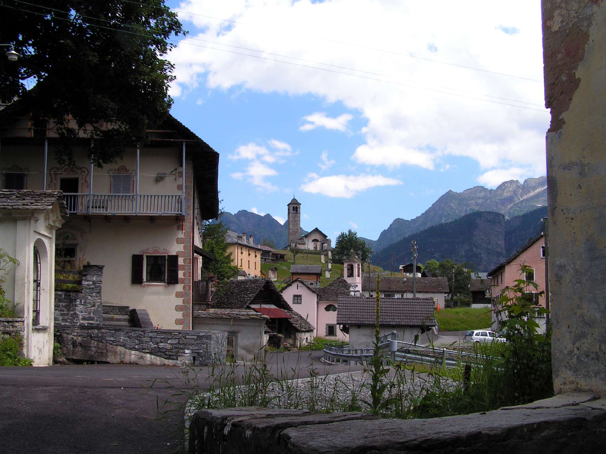 Campo (Vallemaggia)